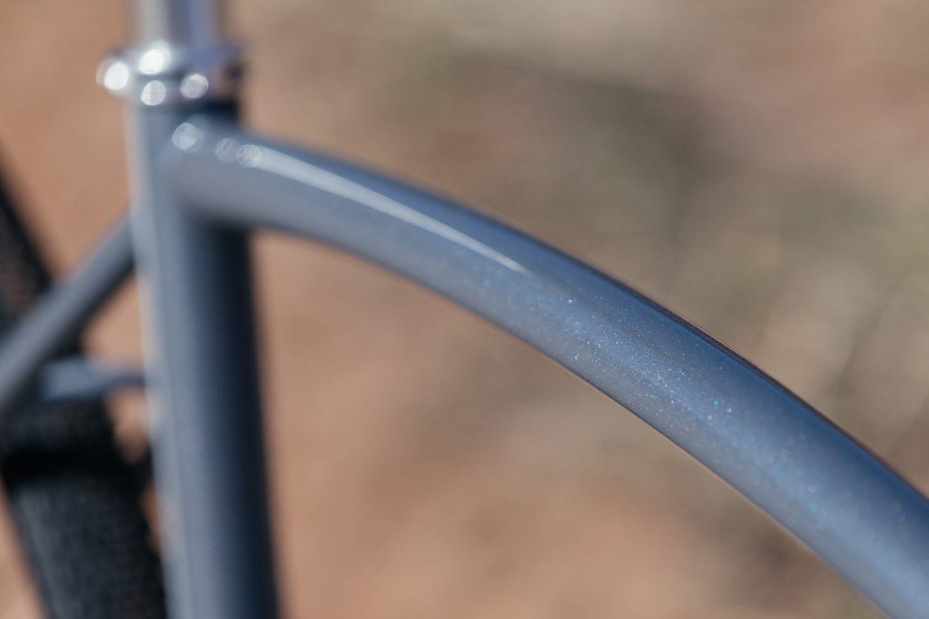 custom all road gravel bike