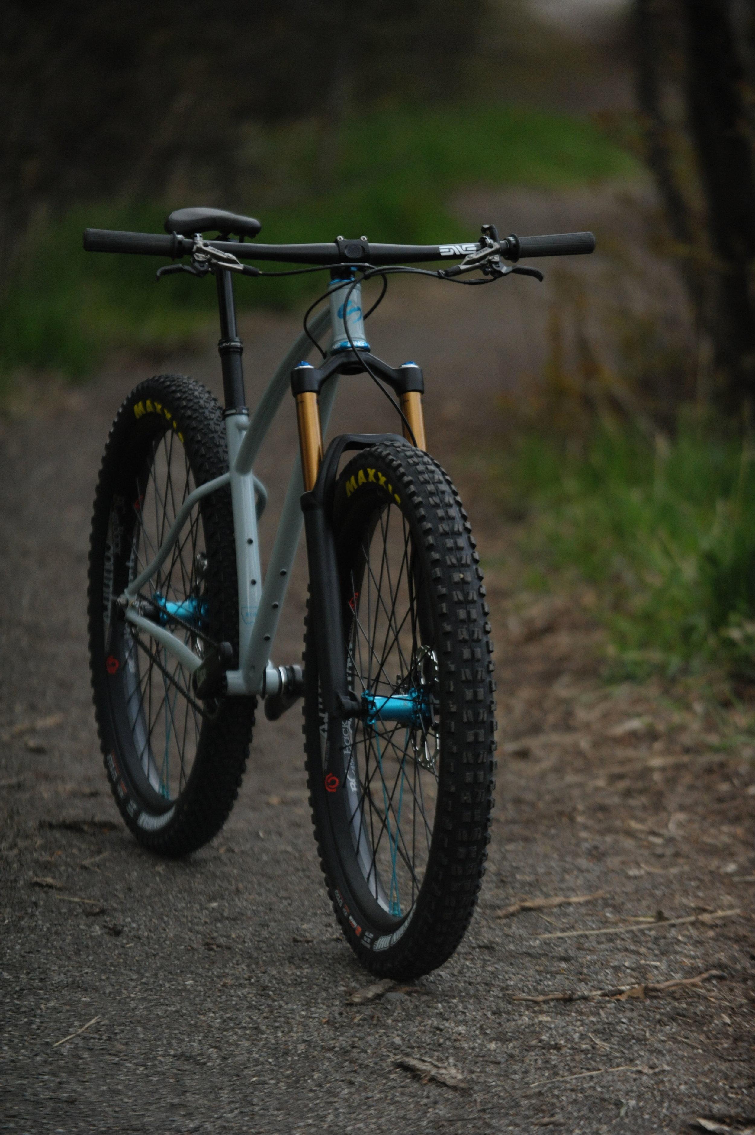sklar steel plus bike