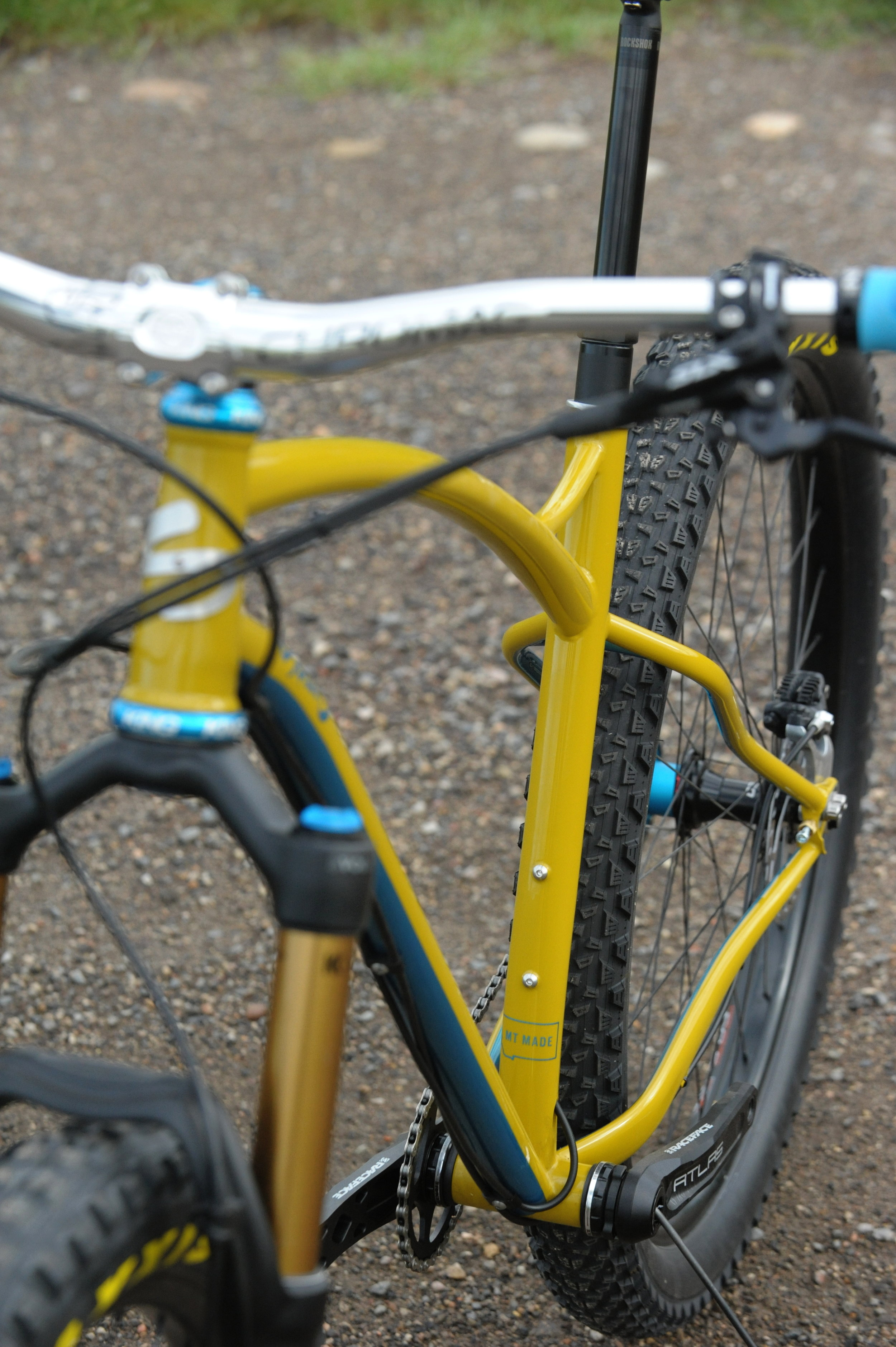 custom 29plus mountain bike sklar