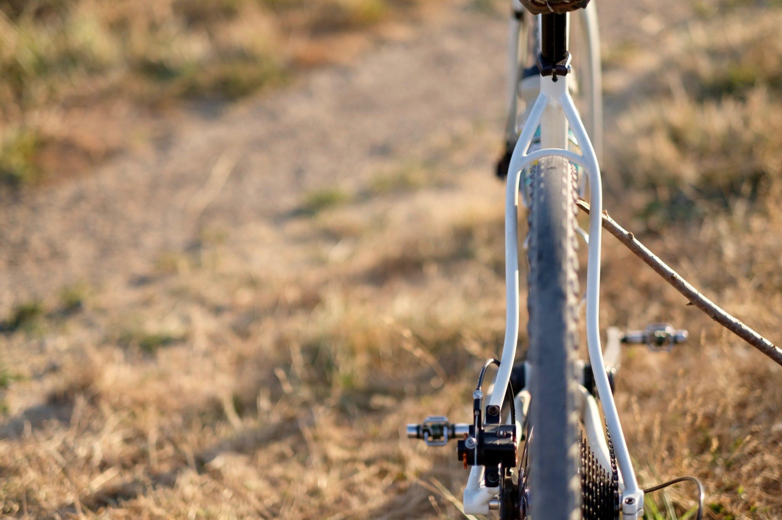 Sklar steel custom all road monstercross