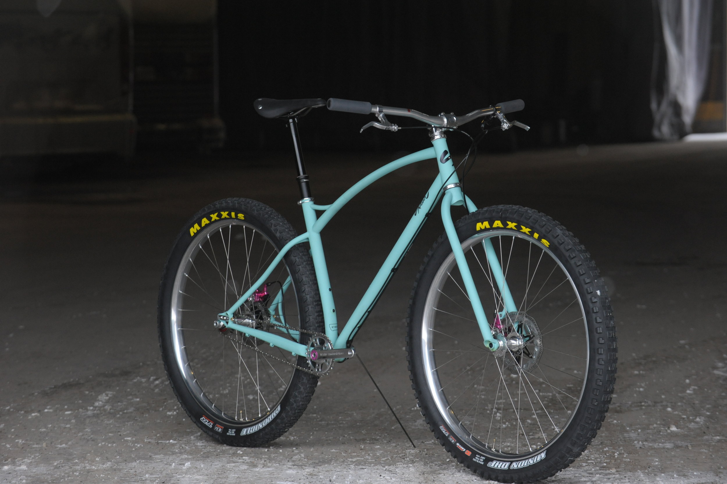 steel 29+ single speed sklar