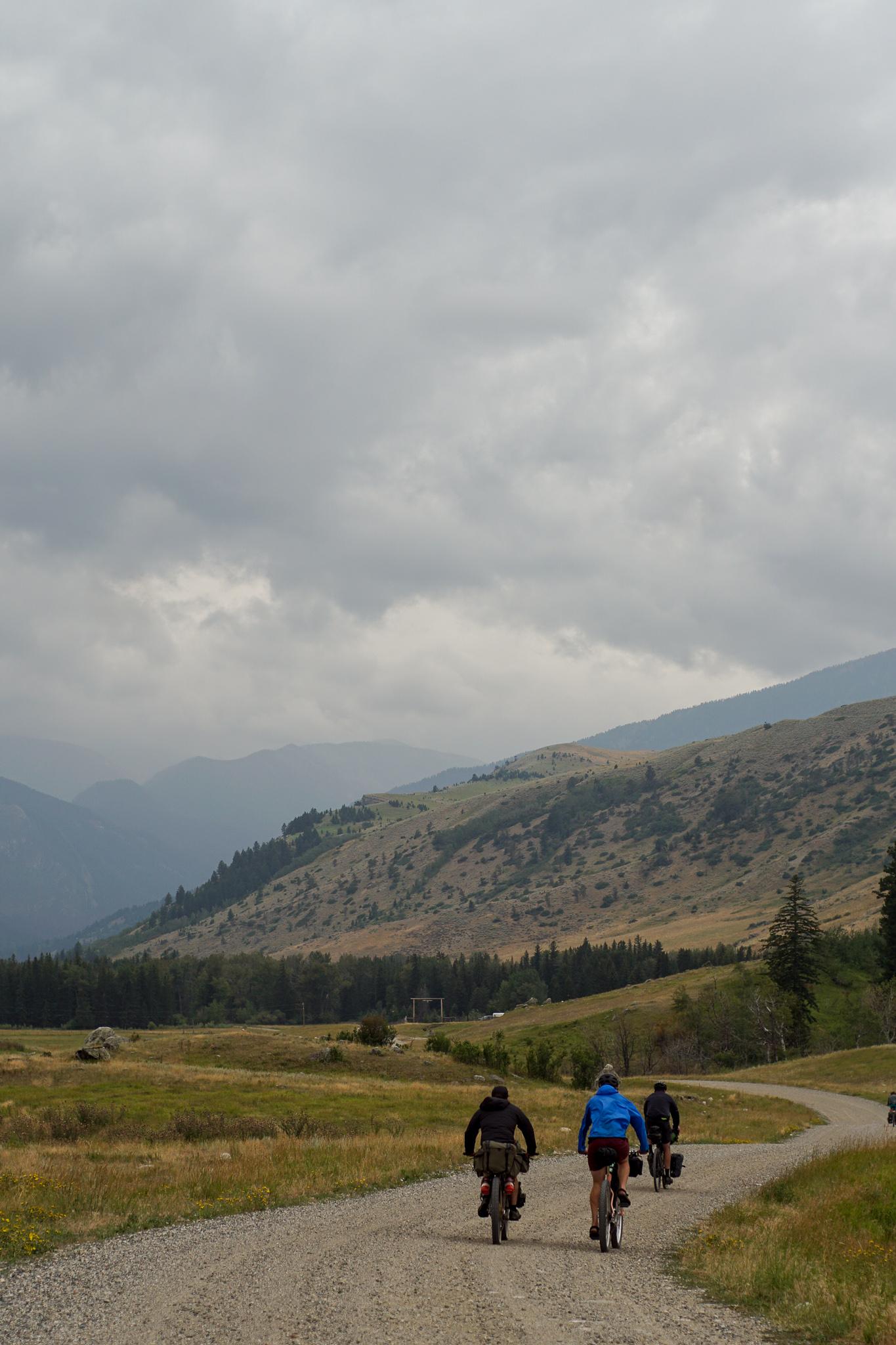 bikepacking bozeman montana gravel grinding