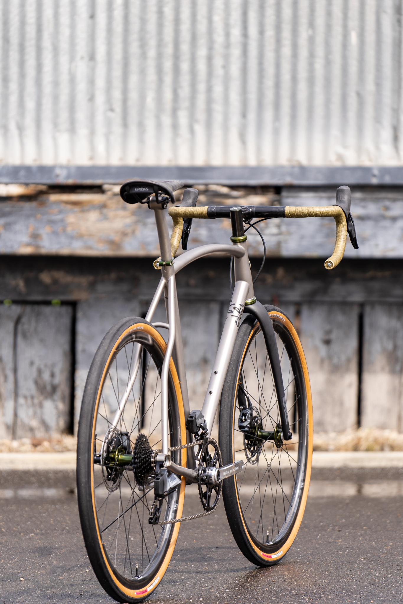 sklar titanium all road sram axs