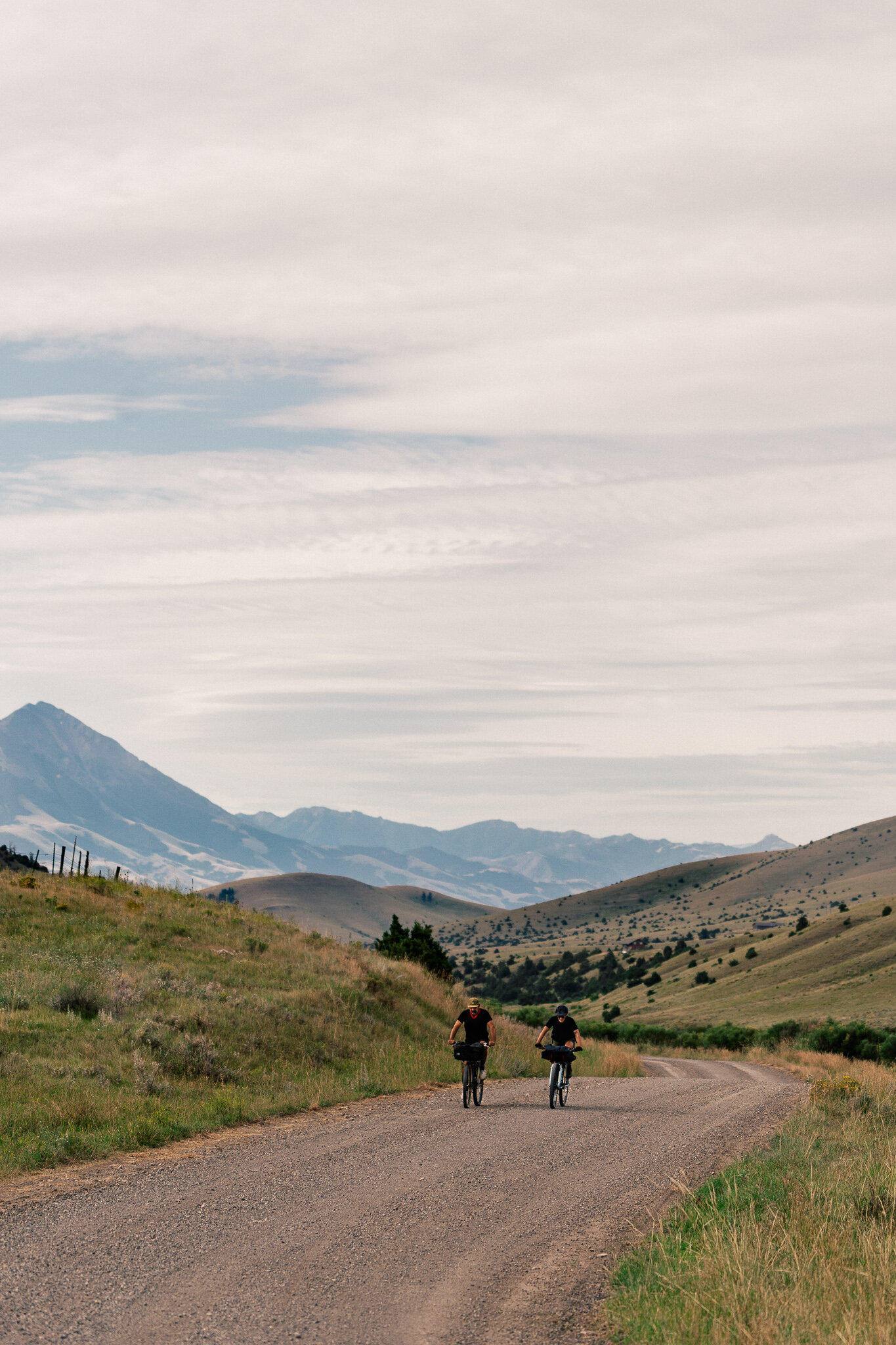 bikepacking near bozeman montana
