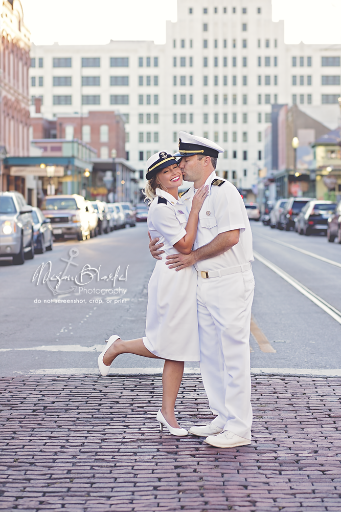 Galveston, Texas Couple's Session
