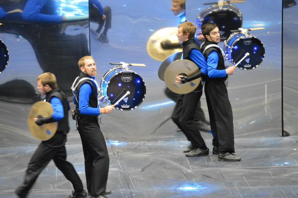 2013 Custom Drumheads. Featuring members Will Robison, Kelly Mills, Mark D'Ambrosio & Josh Saunders