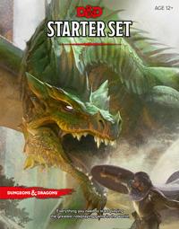 The new D&D Starter set.