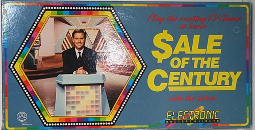 (sorry, $ale of the Century is not for sale! I'm keeping it for EVER!)