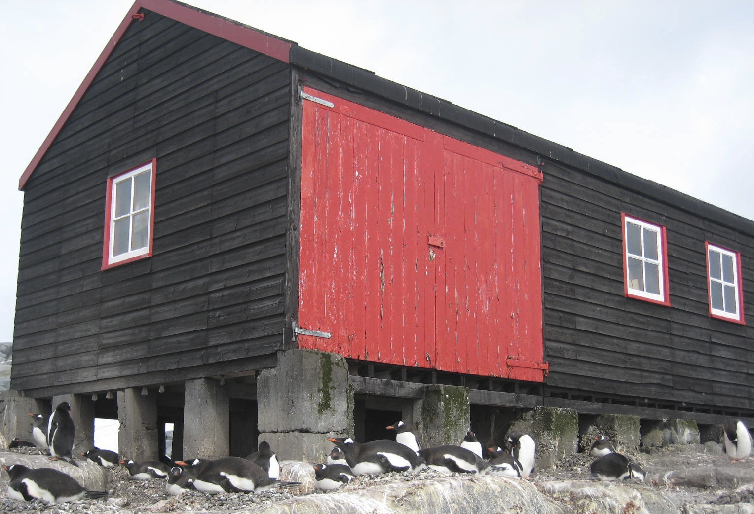 PORT LOCKROY POST OFFICE