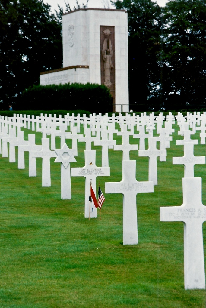 Luxembourg American Military Cemetary