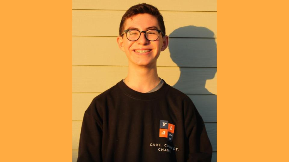 Gilberto Gaytan, Youth Board Director - Hey my name is Gilberto Gaytan and I am a junior at Esperanza High School. YLA has impacted my life,changing me in so many ways it has made more confident and really has taught me how to make an impact. I enjoy arts of all kind, drawing, painting, musical, etc. I also really enjoy traveling, and there hasn't been one summer where I haven't gone out for a vacation.