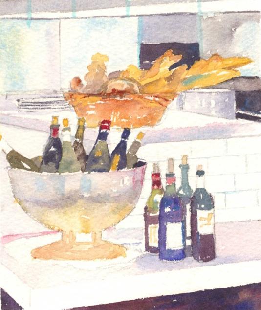 """""""Wine Bottles"""""""