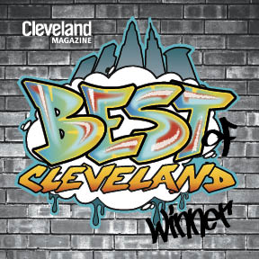 Best of Cleveland Winner (Cleveland Magazine)