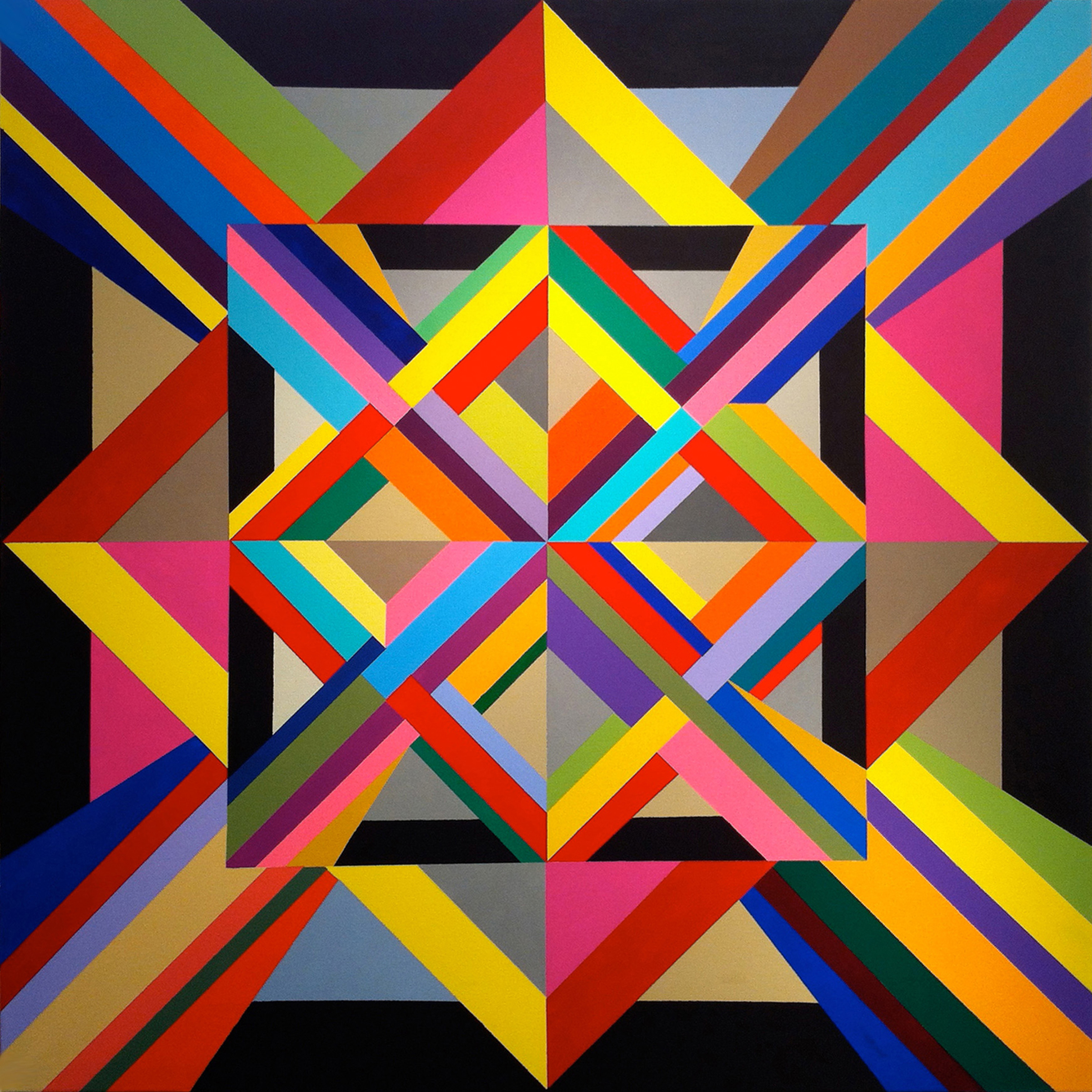 """""""X Within X Squared"""" by Michael Griesgraber"""