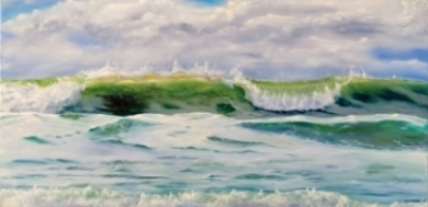 Rency Punnoose-The Majesty of the Storm-Oil Painting-15x30_-$2250 (2).jpg