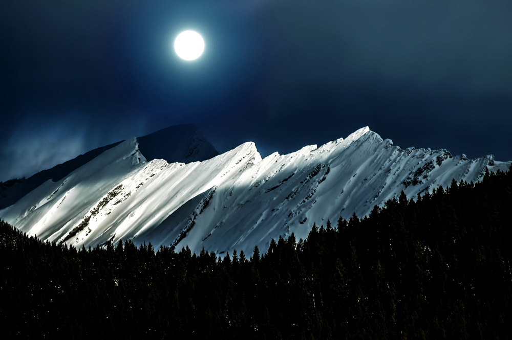 Rocky Mountain Glory in Moonlight photography 24 x 36 $800.jpg