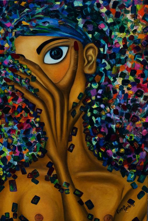 """""""Hiding Beauty"""" by Ksenia Senko"""