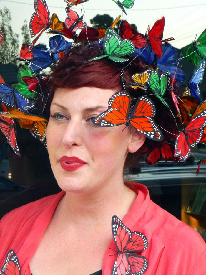 """Butterflies by Mara Zaslove"