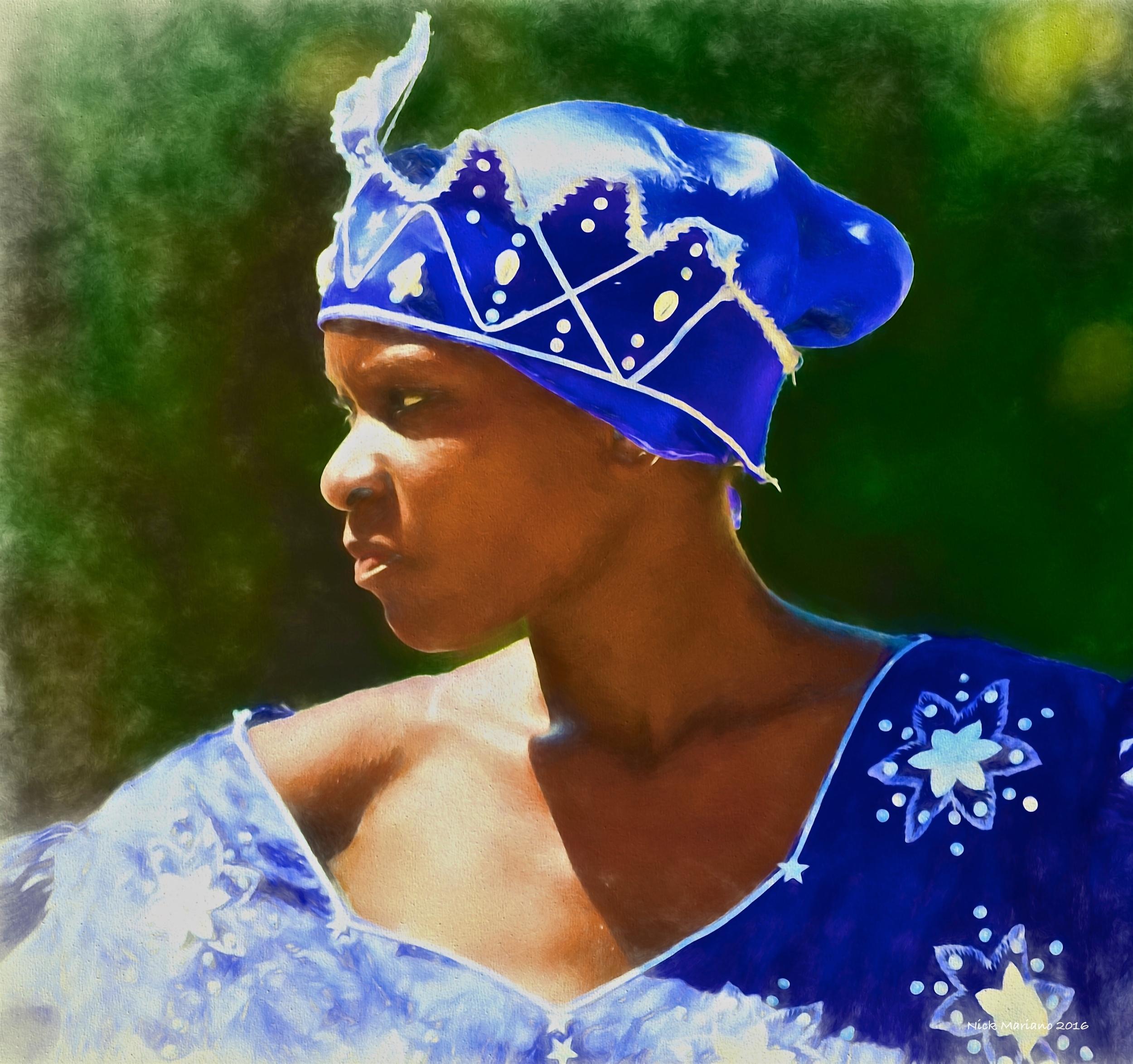 """""""Cuban Dancer"""" by Nicholas Mariano"""