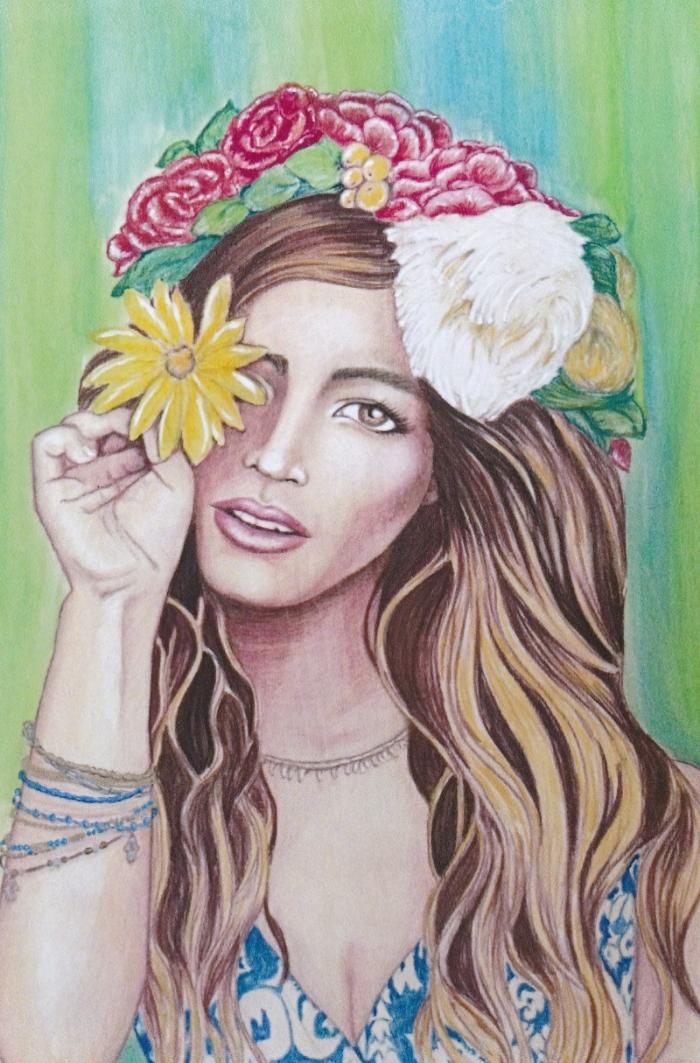 """Cali Girl"" by Rebecca Sakovitch"
