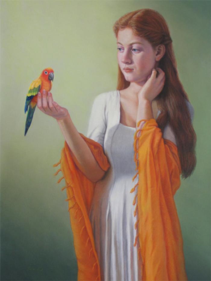 """""""Flight of Fancy"""" by Rita Romero"""