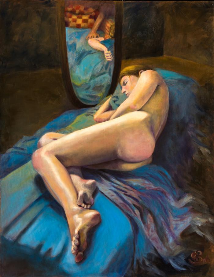 """Sylvia Cerri-Bartels for """"Recharging"""""""