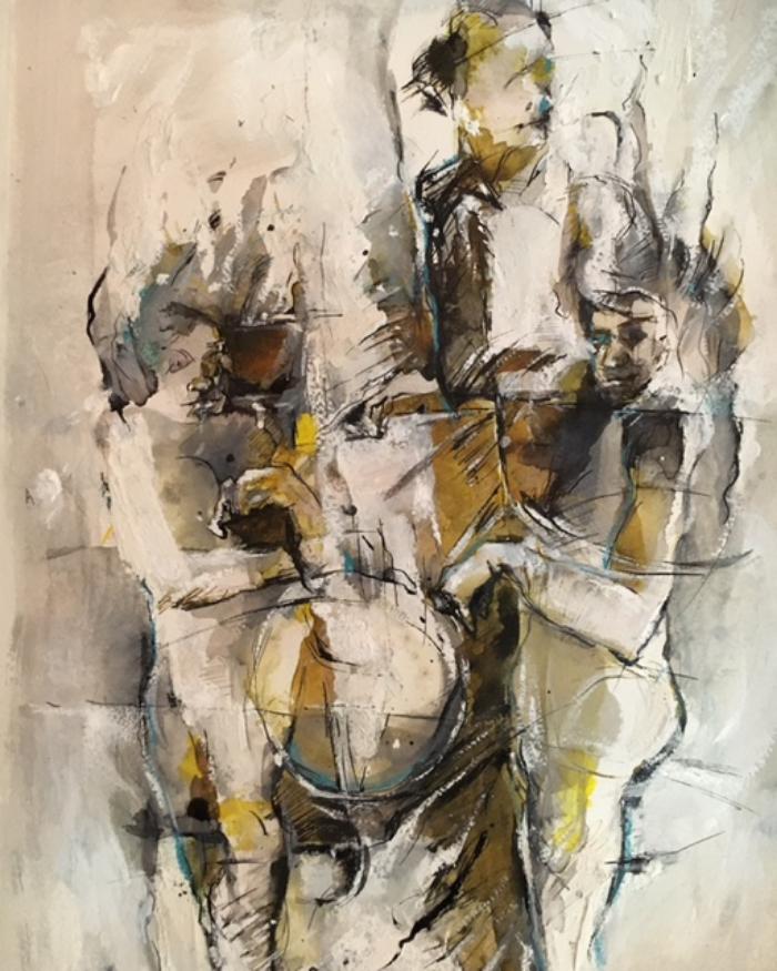"""""""Suspended"""" by Pantea Bayat Mokhtari"""