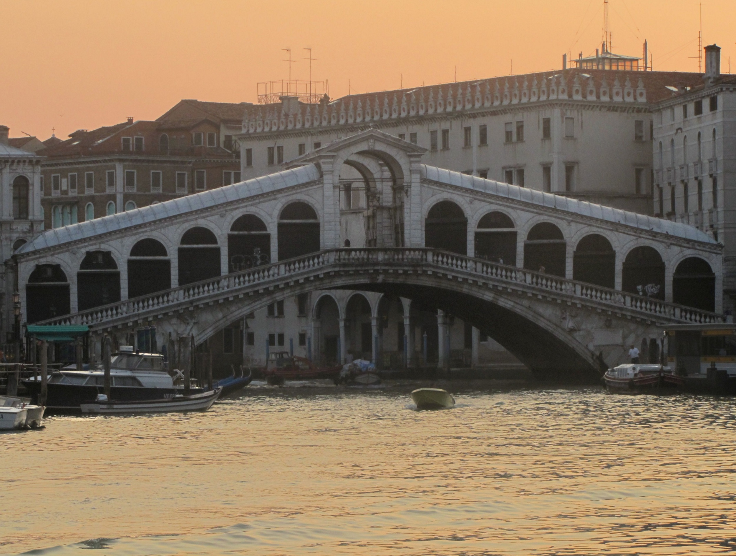 "Darin McGraw for ""Rialto Bridge Dawn"""