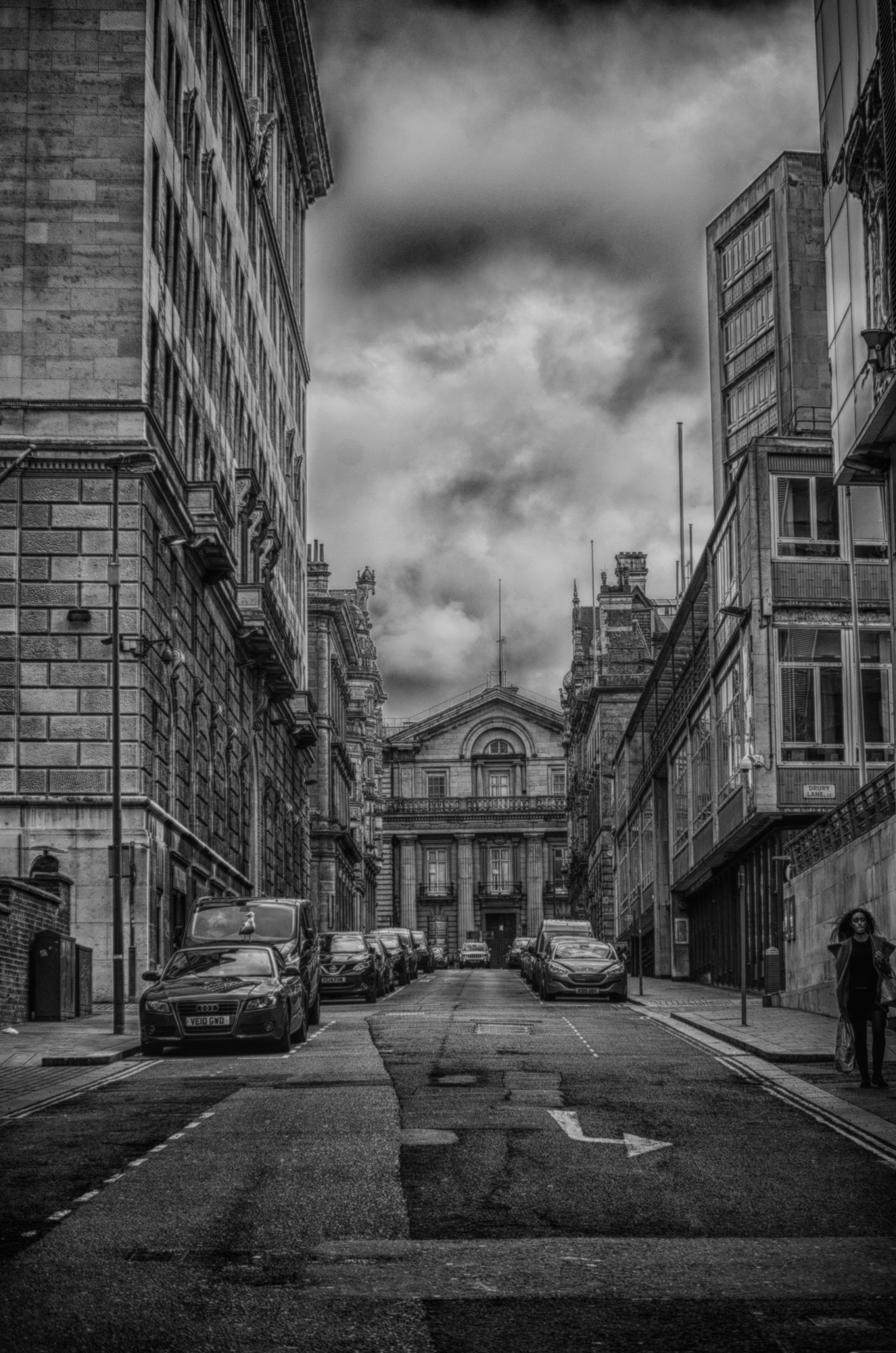 Road to Docks by Joanna Gawkowska