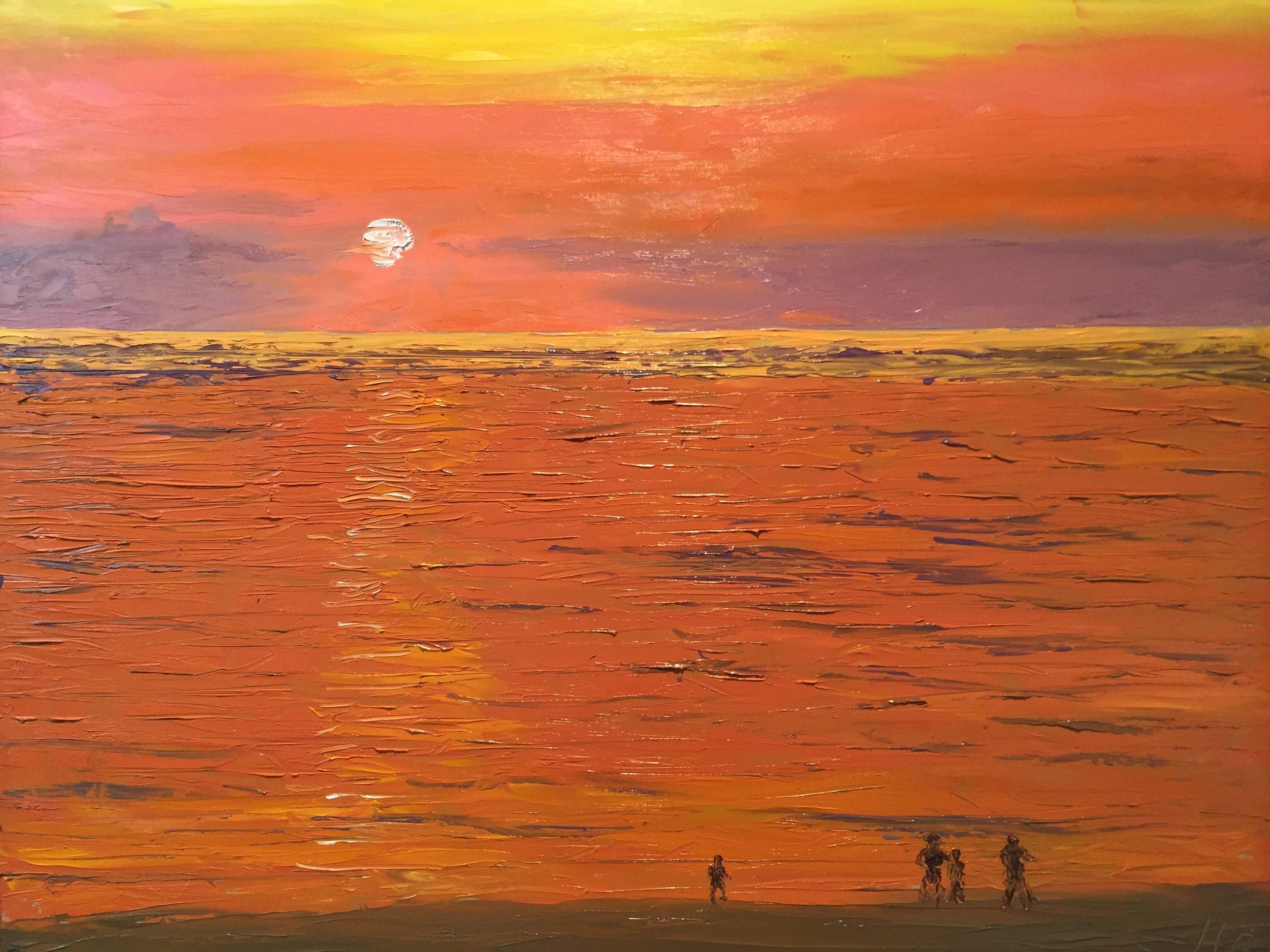 Hot Summer Sun Set Beach.jpg