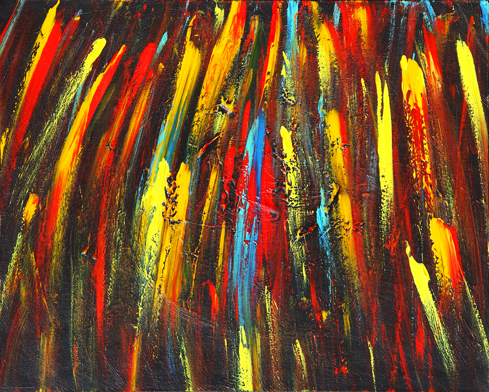 20496938-White, Shooting Stars, acrylic on canvas, 24x30, 2013, 600.jpg