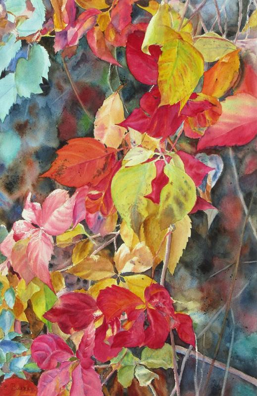 20496926-ElizabethBurin_FallCascadeII_Watercolor_20x13_600.jpg