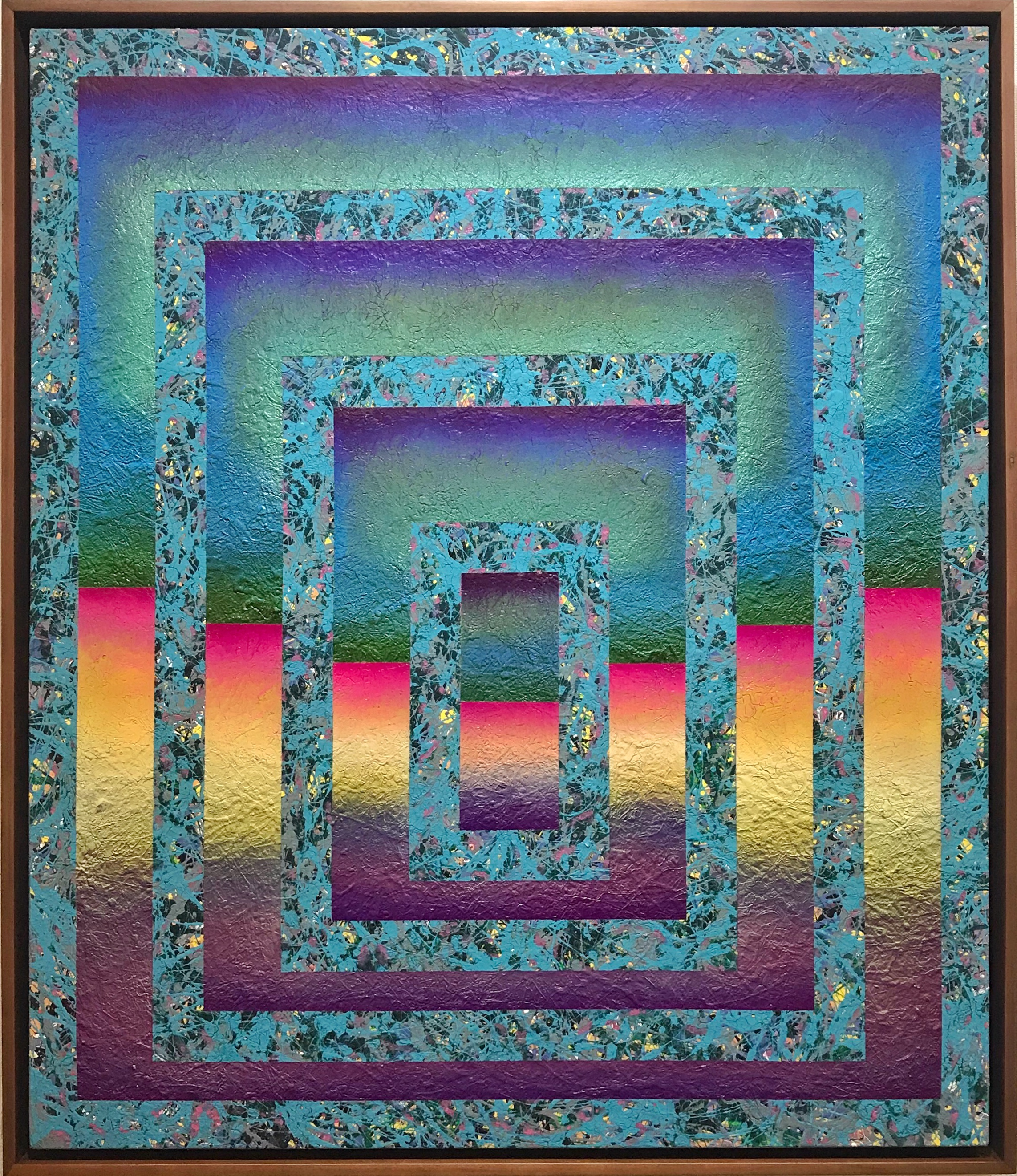 """Cosmic Mirage"" by Jose Gabriel Naguiat"