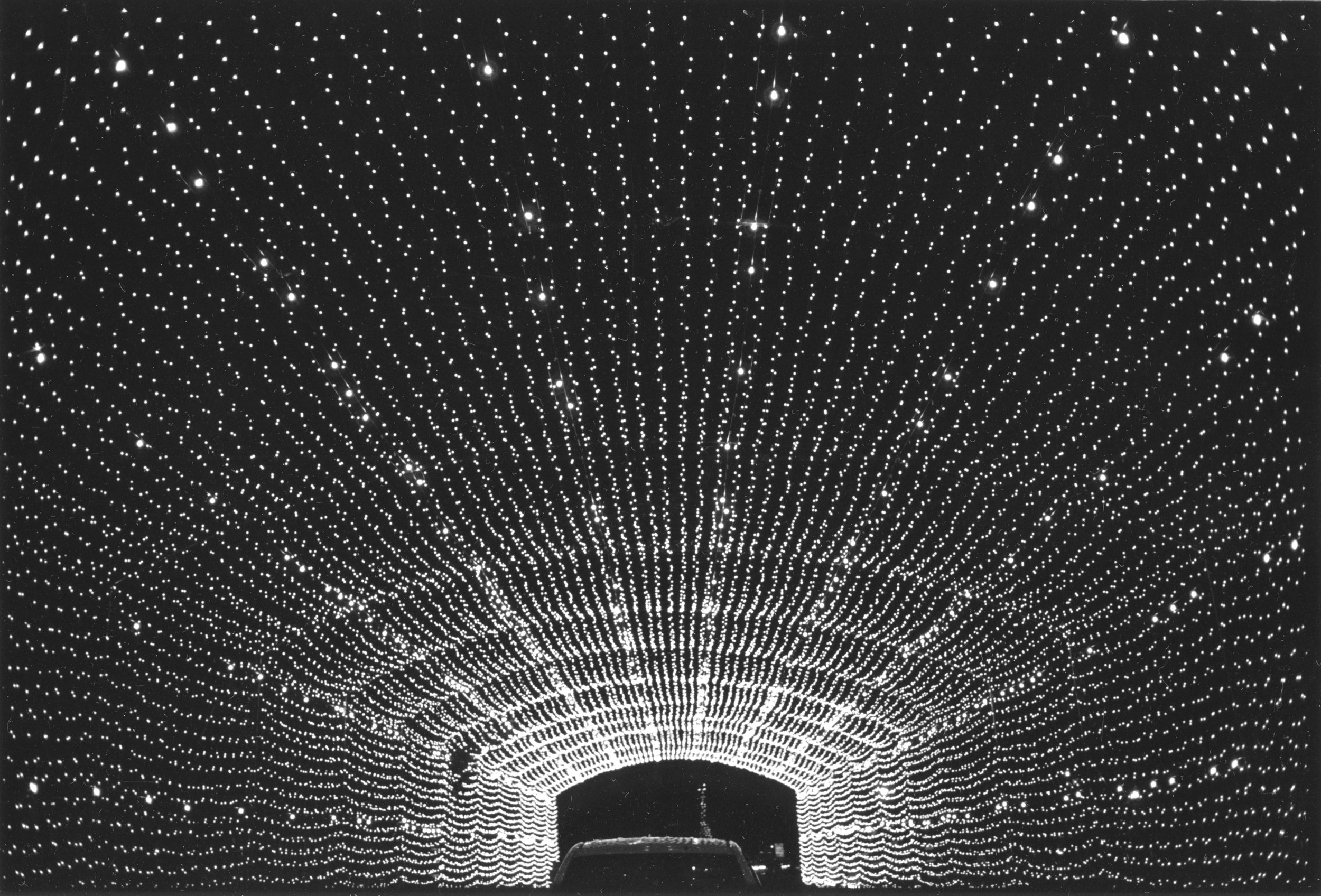 20496938-Botkin, Night Lights Tunnel, Silver Gelatin Print, 2004, $750.jpg