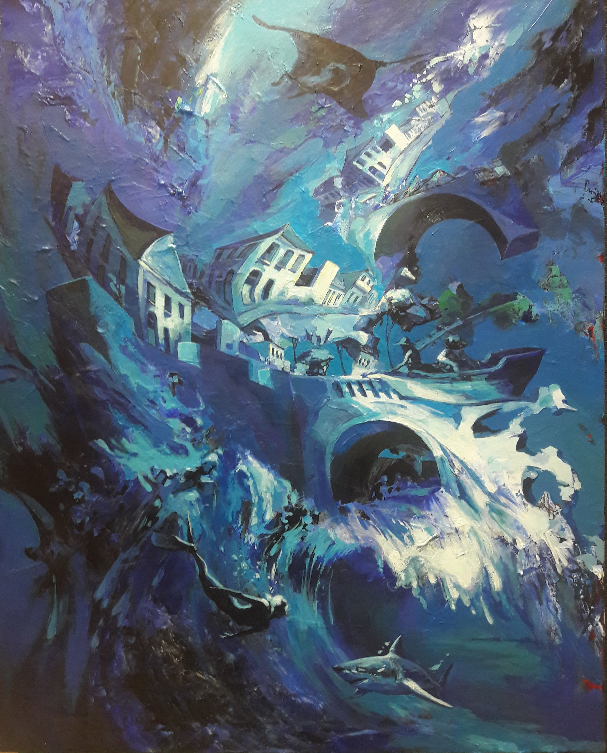 20496922-Osmar Reyes_Into the Storm_Acrylic  Canvas_30 x 24_Junio 2019.jpg