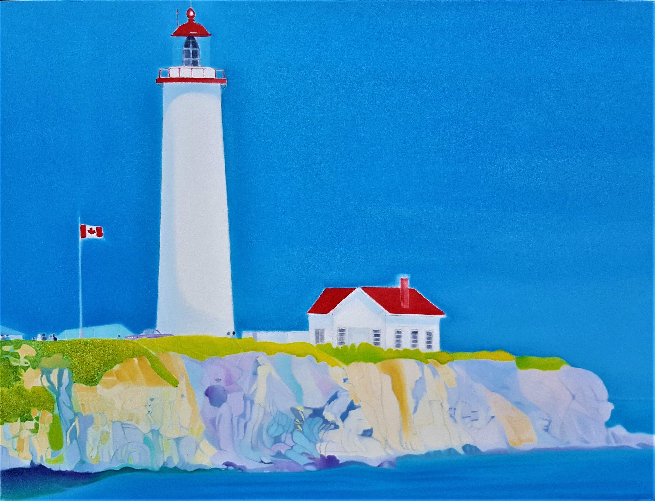 Millie_The Lighthouse_Painting_48x36_2006.jpg
