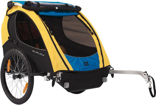 bike trailer rental portland