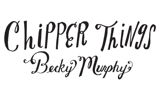 My name is Becky Murphy and I'm a freelance illustrator, graphic designer and writer living in Austin, Texas. You can see my portfolio  here  and my blog  here .