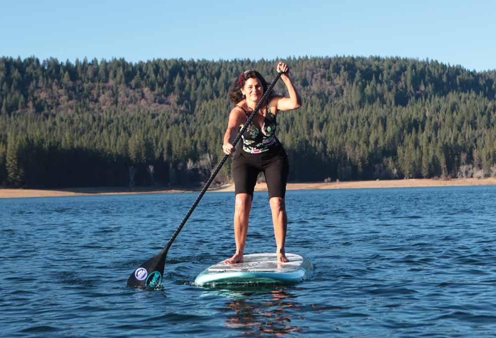 Felicia Sobonya, SUP Fitness and Yoga Teacher