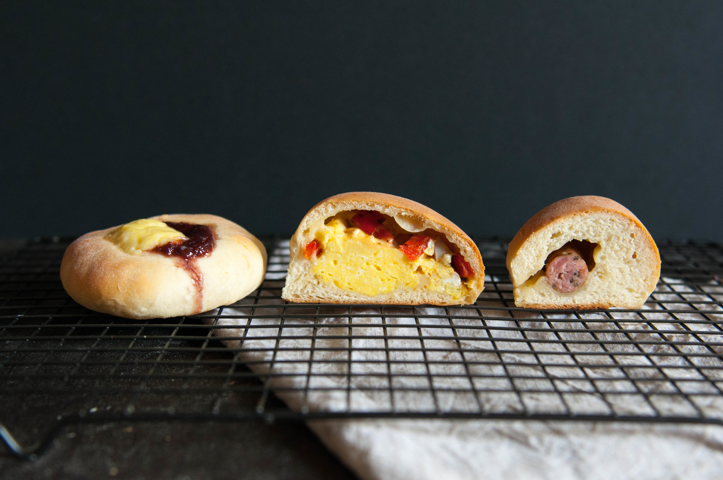 Kolaches, Three Ways | O&O Eats