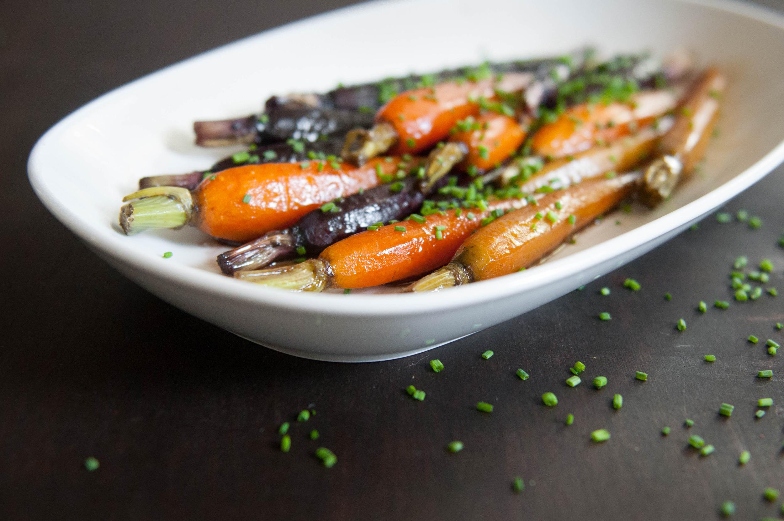 Glazed Carrots | O&O Eats