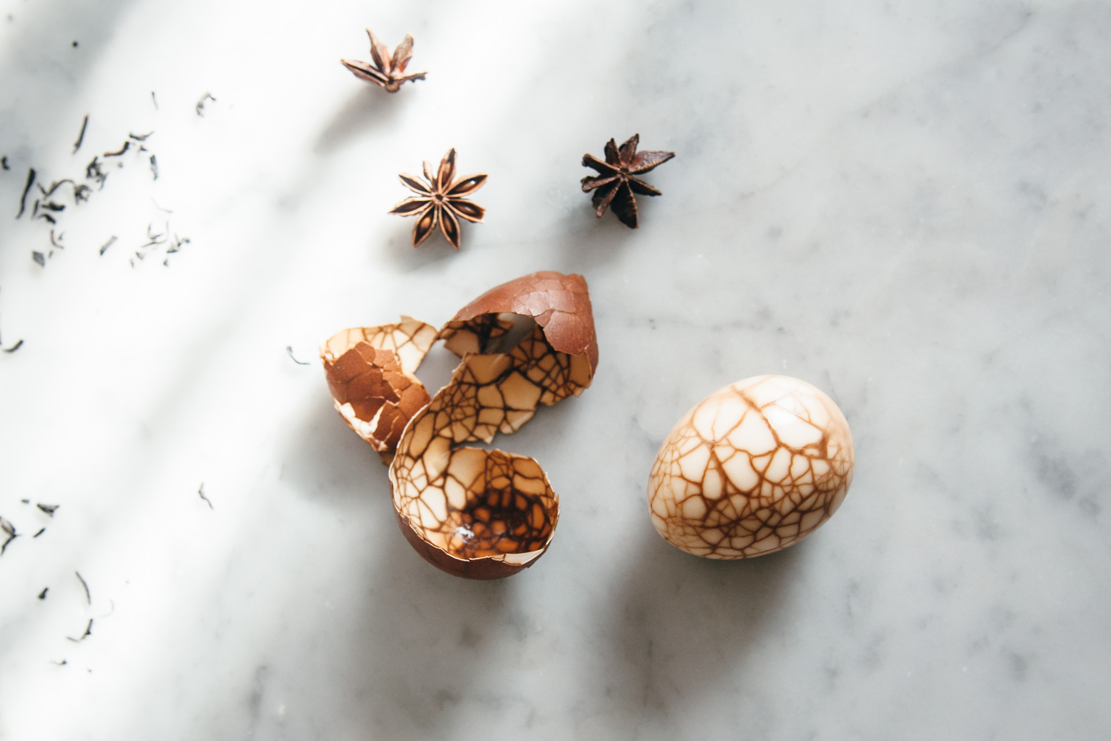 Chinese Tea Eggs | O&O Eats