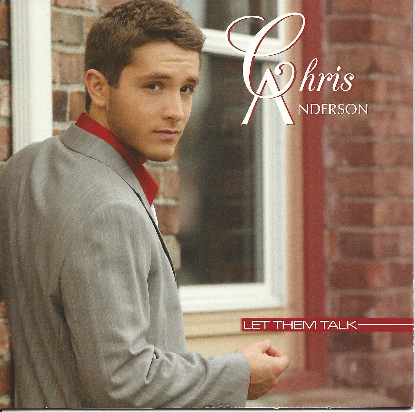 chris andersons, let them talk, album, singer, entertainer