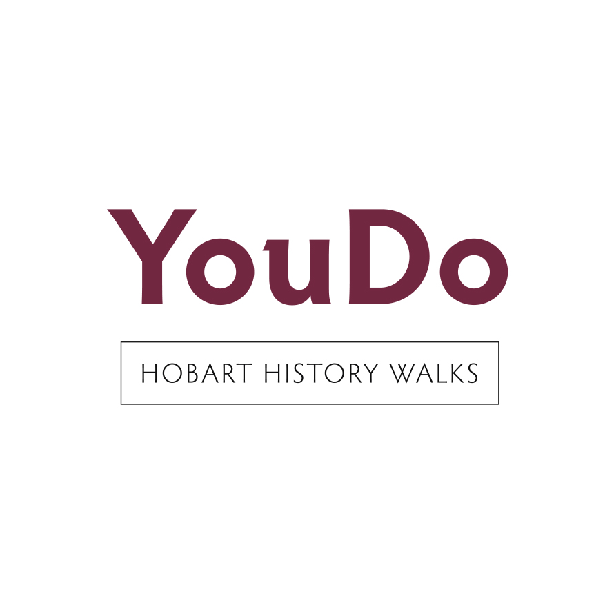 You Do Hobart   Logo and website design for  YouDo Hobart History Walks.  Website designed in collaboration with Miriam Kaye.