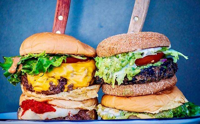 Burger time @blacktapnyc