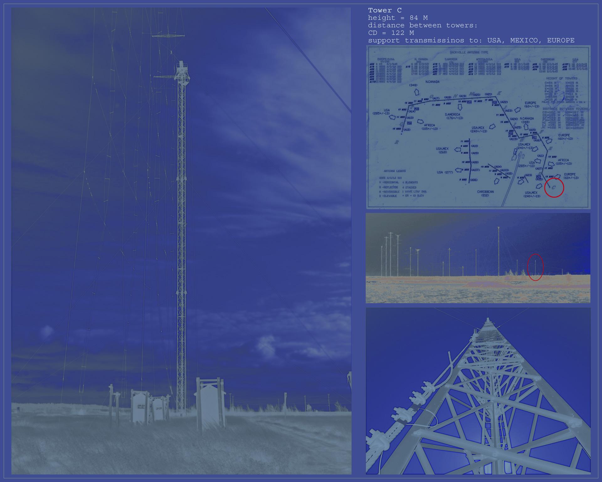 Requiem for Radio: Pulse Decay - C tower
