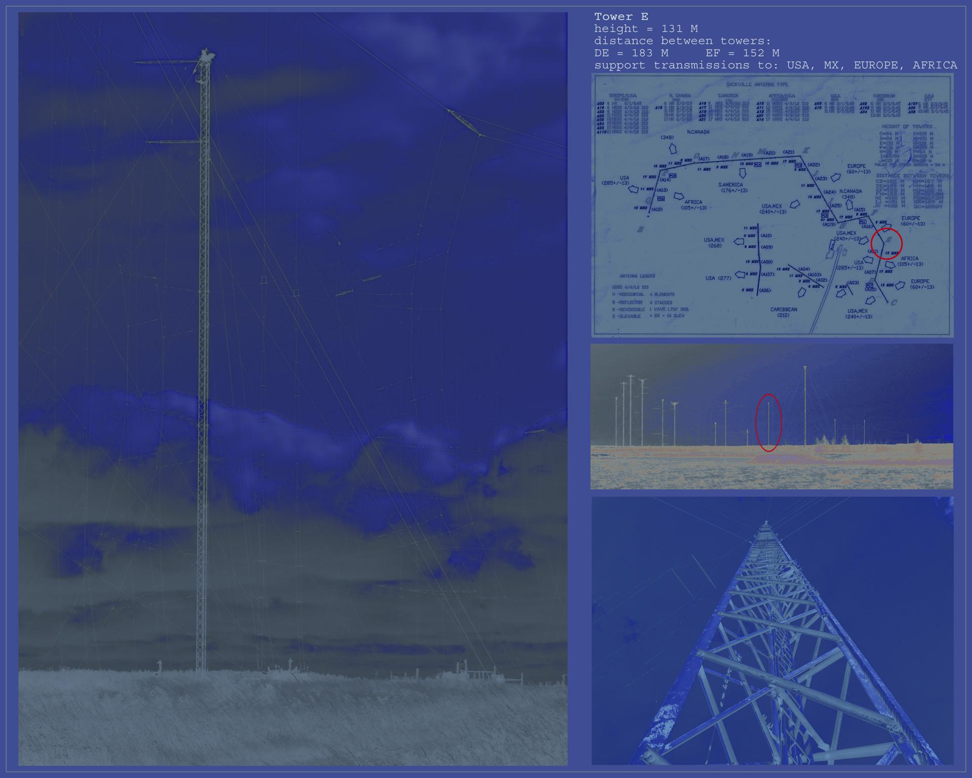Requiem for Radio: Pulse Decay - E tower