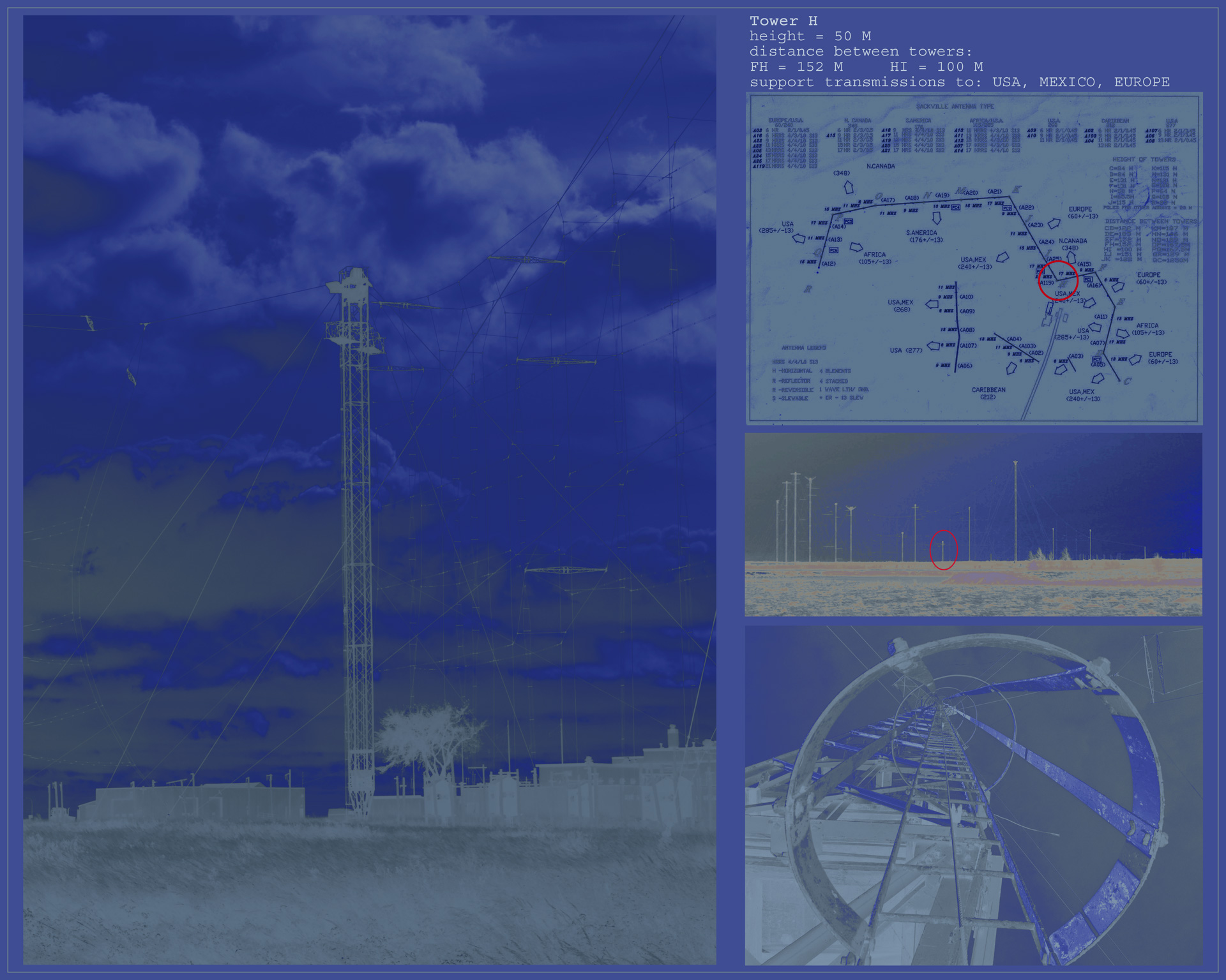 Requiem for Radio: Pulse Decay - H tower