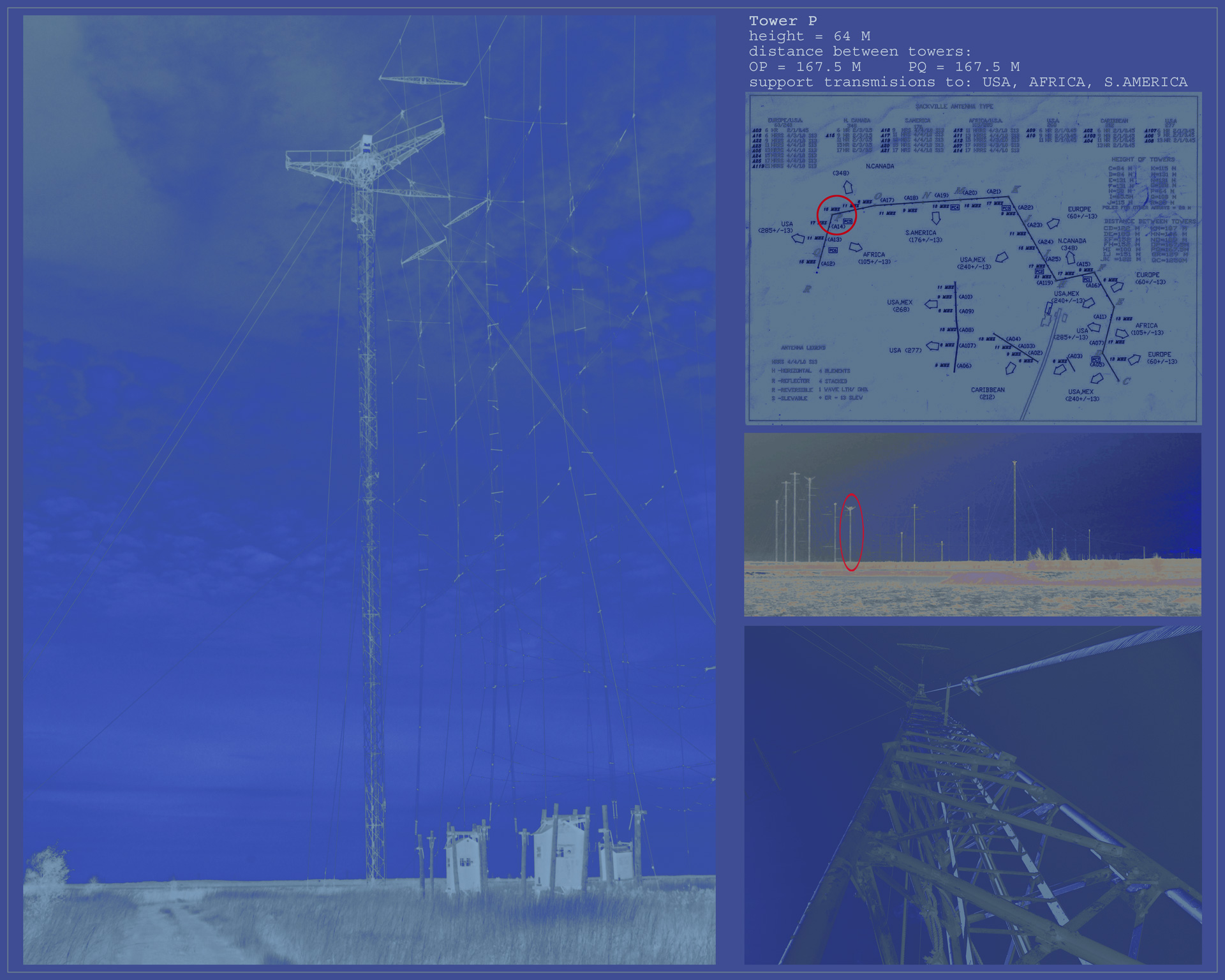 Requiem for Radio: Pulse Decay - P tower