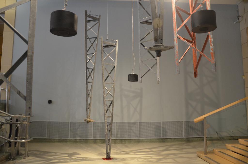 Radio Towers Like Windchimes